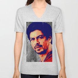 Shah Rukh Khan Unisex V-Neck