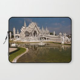 White Temple Laptop Sleeve