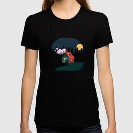 Cabin Home T-shirt