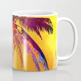 Palm in the Sun Coffee Mug