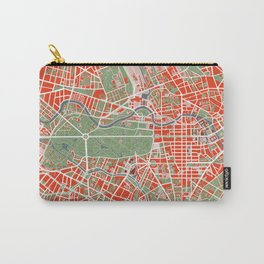 Berlin city map classic Carry-All Pouch