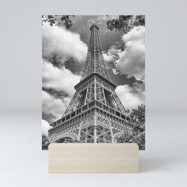 Eiffel Tower Mini Art Print