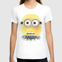 minion T-shirts featuring Minion by ellyonart