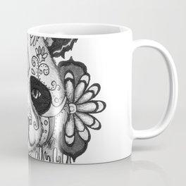 Blacksilver Panda Spirit Coffee Mug