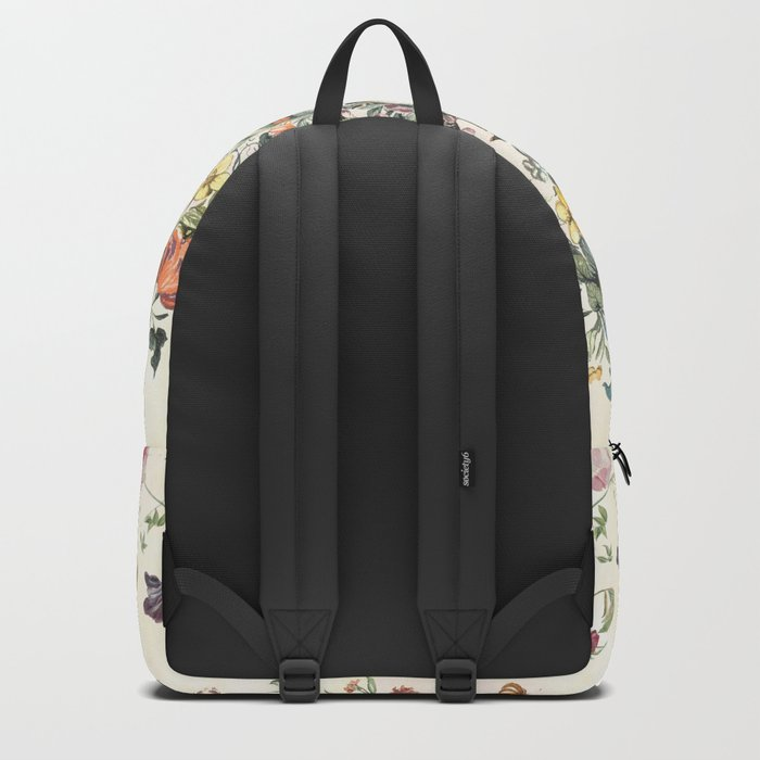 Circle of Life Cream Backpack