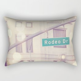 Rodeo Drive  Rectangular Pillow