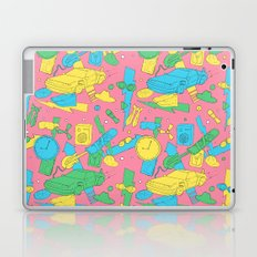 Back to the Doodles Laptop & iPad Skin