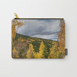 Colorado Squaw Pass Autumn Carry-All Pouch