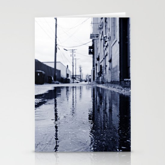 Another rainy day Stationery Cards