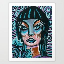 Wild Within Art Print