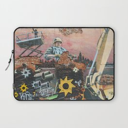 Under Construction Laptop Sleeve