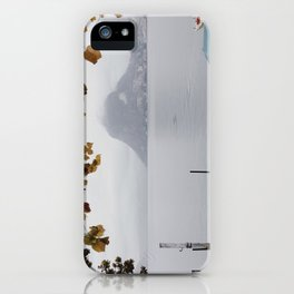 November in Lugano iPhone Case