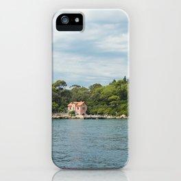 Lokrum Croatia iPhone Case