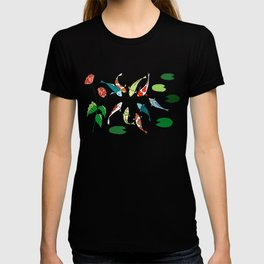 Koi Fish Meeting T-shirt