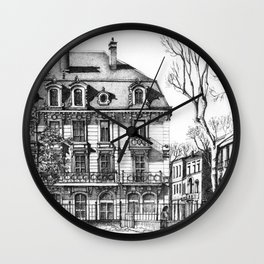 Narbonne Wall Clock