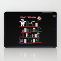 donkey iPad Cases featuring Donkey Puft by Mike Handy Art