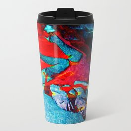 Fiery Desire Travel Mug