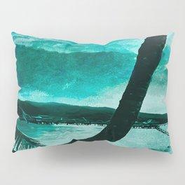 Tempest Island (Colder Version) Pillow Sham