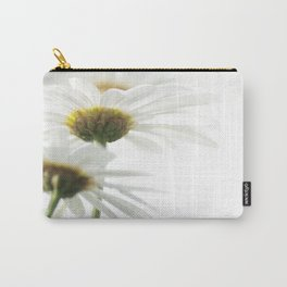 white parasols Carry-All Pouch