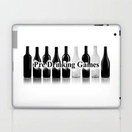 Pre Drinking Games Logo 2 Laptop & iPad Skin