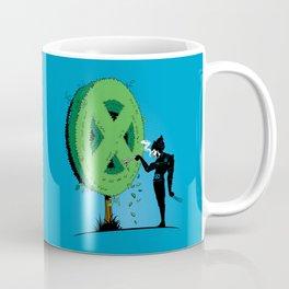 Logan Scissorhands Coffee Mug