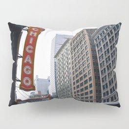 The Windy City Pillow Sham