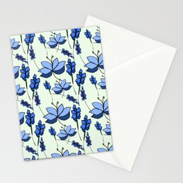 Lavender and Lilacs Stationery Cards
