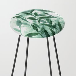 Changes Hunter Green Counter Stool