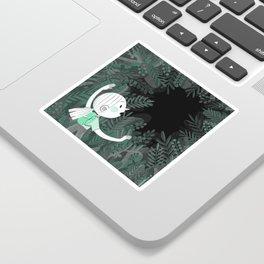 Into the Unknown Sticker