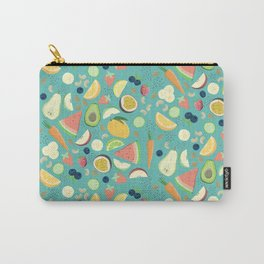 Eat your fruit and vegetables Carry-All Pouch