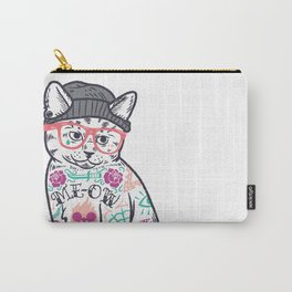 "Cats Put the ""Me"" in Meow Carry-All Pouch"