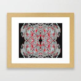 Cuentos de amor de locura y de muerte / 003 Framed Art Print