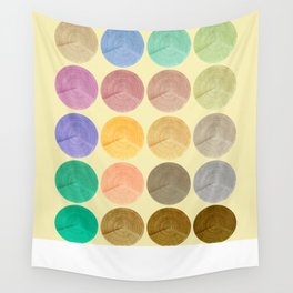 Disco Discs 3 Wall Tapestry