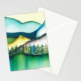Castle Crags PCT Stationery Cards