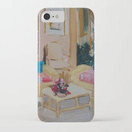 Golden Girls living room iPhone Case