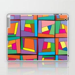 Colorful modules Laptop & iPad Skin