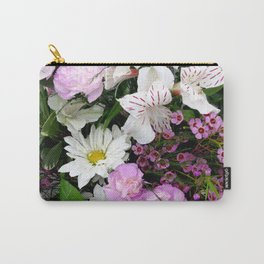 Birthday Flowers 2 Carry-All Pouch