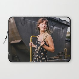 Railroad Runaway 01 Laptop Sleeve