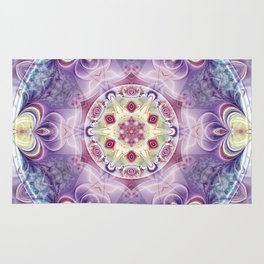 Mandalas from the Heart of Freedom 18 Rug