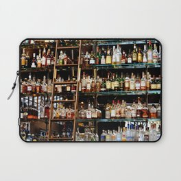 BOTTLES ALL IN A ROW Laptop Sleeve