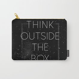 Think Outside the Box Carry-All Pouch