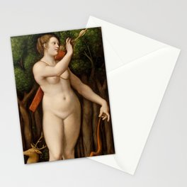 Diana the Huntress Stationery Cards