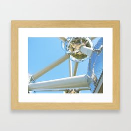 Atomium  Framed Art Print