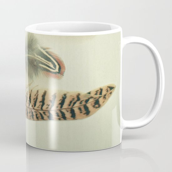The Feather Collection Mug