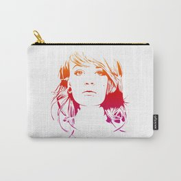 TattooGirl Carry-All Pouch
