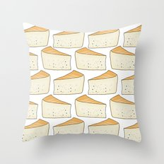 Idiazábal - smoky cheese Throw Pillow