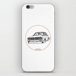 Crazy Car Art 0222 iPhone Skin