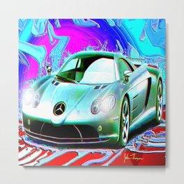 Fast Benzie Metal Print