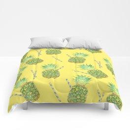 pineapple juice Comforters