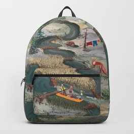 Canoeing Backpack